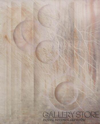 Mariola Świgulska-Duch lasu-Olej