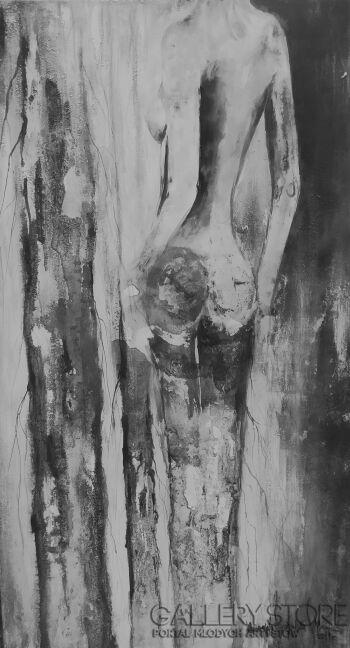 Mariola Świgulska-Zespolona z naturą-Akryl