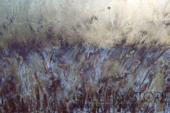 Mariola Świgulska-Złoty deszcz-Akryl