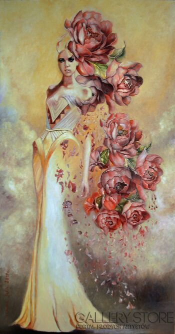 Marlena Selin-Druga Andromeda Wiosenna-Olej