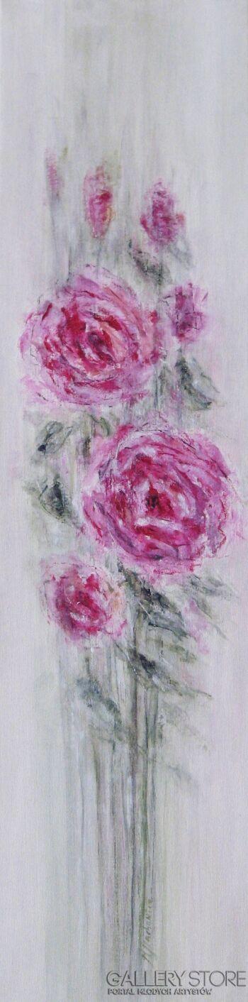 Marta Machowicz-Róże -Olej