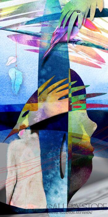 Marta Specht-Safian-Dear Mrs Bird-Grafika