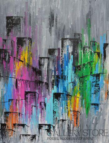 Martyna Wójcik-Manhattan-Akryl