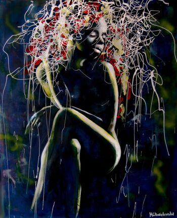 Milena Chmielewska-Imagination-Akryl