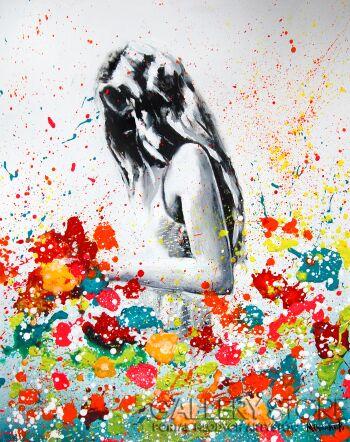 Milena Chmielewska-Passion-Akryl