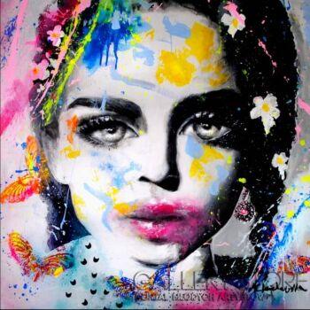 Milena Chmielewska-She is the color XVII-Akryl