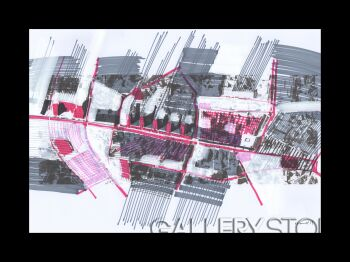 Natalia Rozmus-deconstructing hometown #Poznań-Rysunek