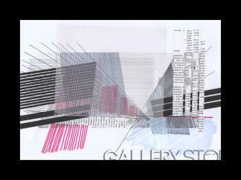 Natalia Rozmus-Deconstructing hometown /seria-Rysunek