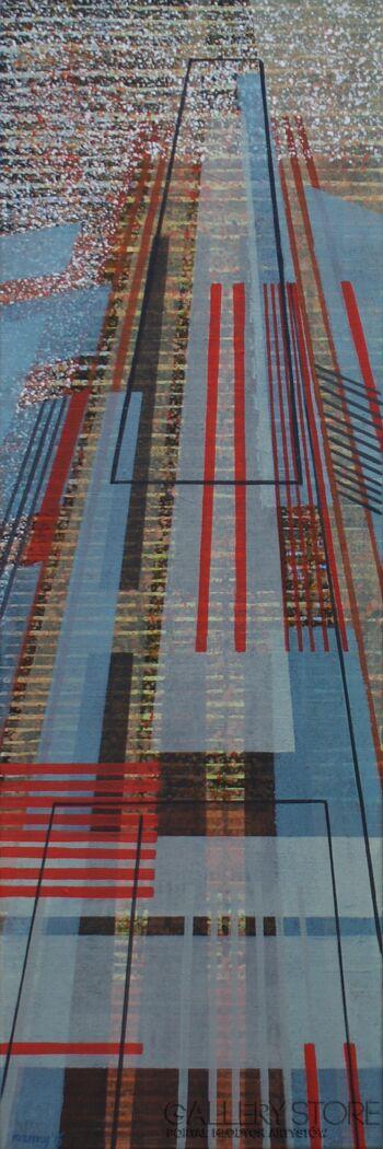 Natalia Rozmus-Frankfurt - dekonstrukcja-Akryl