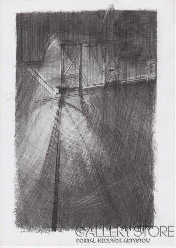 Natalia Rozmus-harbour no.2-Rysunek