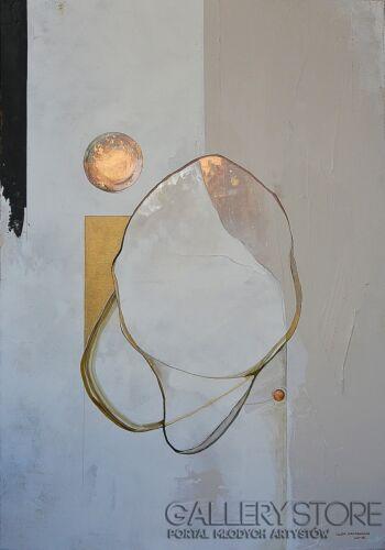 Olga  Hausmann-Loop-Akryl