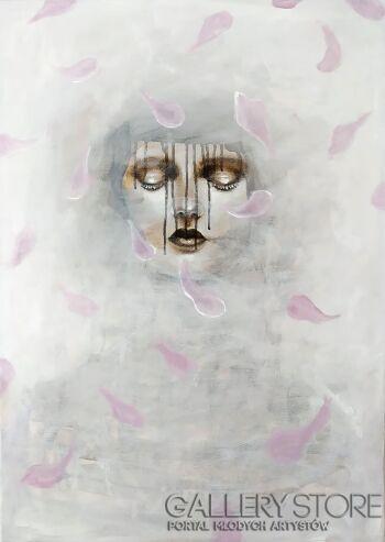 Patrycja Prószyńska-Zapach ze snu-Akryl