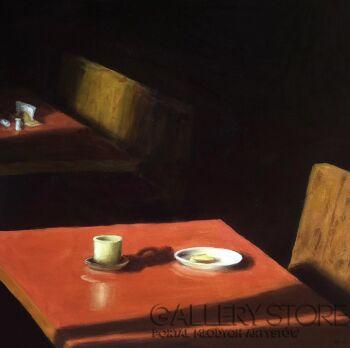 Patryk Kwapiński-Spotkanie-Olej