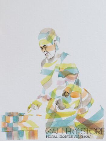 Paweł Dąbrowski-Cały ten jazz, Billie Holiday (3)-Akwarela