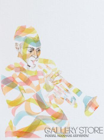 Paweł Dąbrowski-Cały ten jazz, Miles Davis-Akwarela