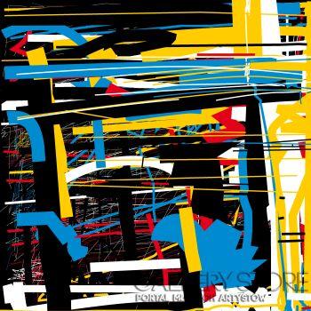 Paweł Jan Kamiński-ABSTRACT 2012 02-Grafika