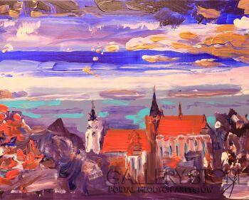 Piotr Bomersbach-Bajkowe Ziębice-Akryl