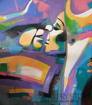 Piotr  Gola-A kiss-Olej