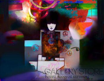 Piotr  Gola-Quenn.of.the.Heaven.Sending.Peace.II-Grafika