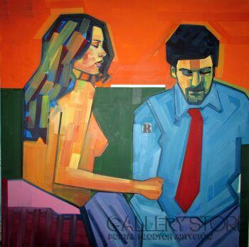 Piotr Kachny-Roses for free-Olej