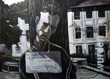 Piotr Smogór-wurden-Akryl