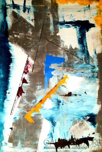 Przemysław Michalczuk-abstrakcja 19-Akryl