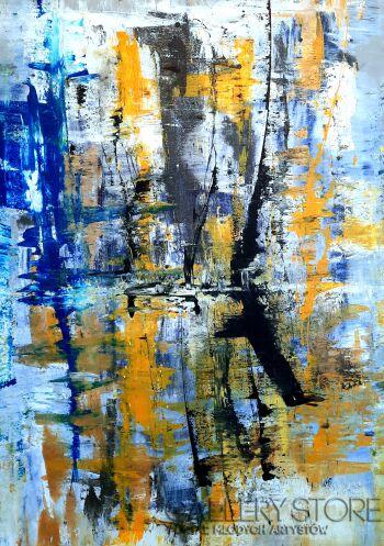 Przemysław Michalczuk-abstrakcja 29-Akryl