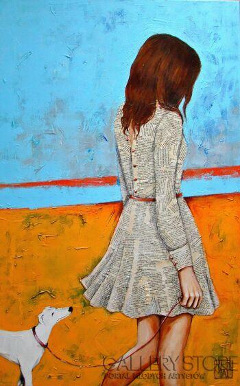 Renata Magda-A little love II ..-Akryl