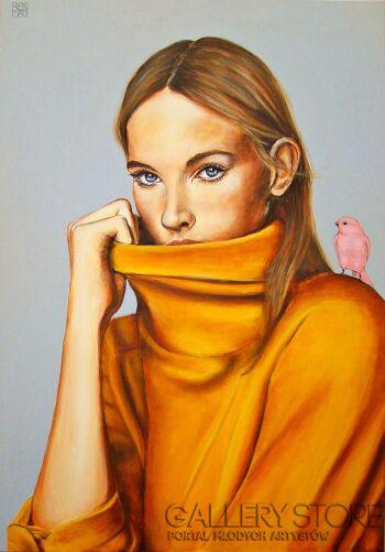 Renata Magda-Hidden words II-Olej