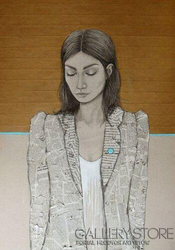 Renata Magda-pamięć ...-Rysunek