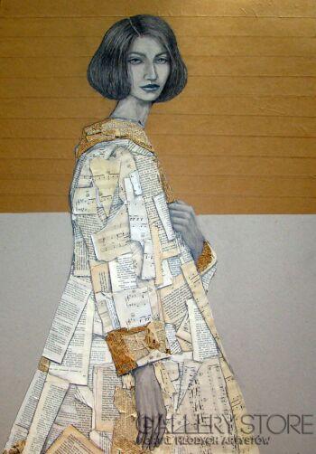 Renata Magda-Refleksja-Rysunek