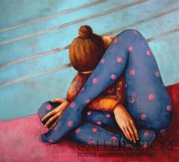 Renata Magda-soulagement-Akryl