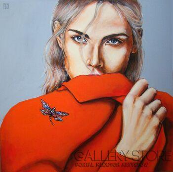 Renata Magda-Ważka-Akryl