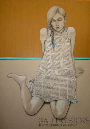 Renata Magda-Wspomnienia ....-Rysunek