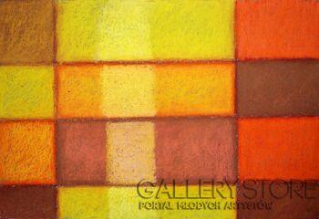 Roman Kaczmarek-Geometria-Rysunek
