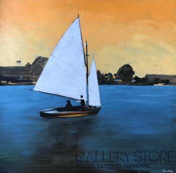 Romuald Mulk Musiolik-Jacht-Olej