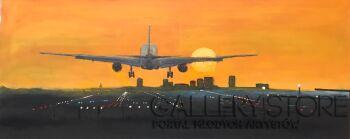 Romuald Mulk Musiolik-Megalot -Olej