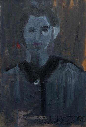 Stephanie Szklanny-bez tytułu-Olej