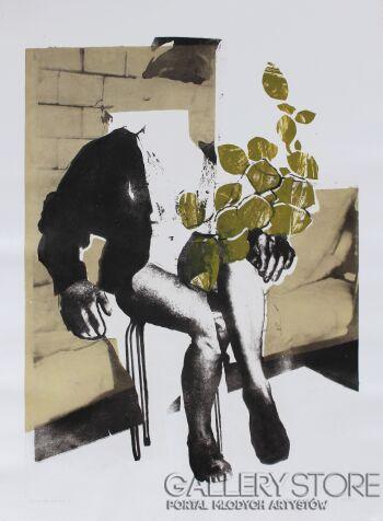 Sylwia Zdzichowska-Contrafactum I 1/2/II-Grafika