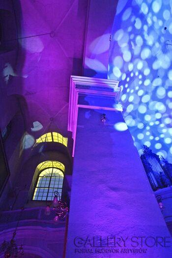 Szczepan Kurzeja-Light in the temple 2-Fotografia
