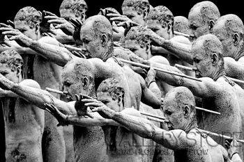 Szczepan Kurzeja-Nigdy więcej wojny-Fotografia