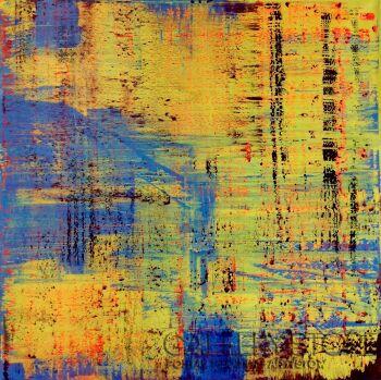 Szymon Hołubowski-Abstrakcja 17-Akryl