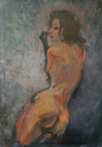 Szymon Kaczmarek-Paula-Akryl