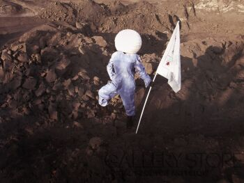 talat darvinoğlu-lądowanie na marsie-Fotografia