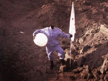 talat darvinoğlu-lądowanie na marsie II (2)-Fotografia