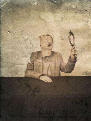 talat darvinoğlu-zierkadło-Fotografia