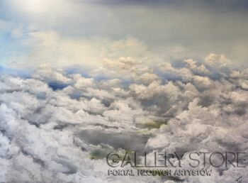 Tomasz Groma-W chmurach-Olej