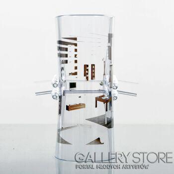 Violka Kuś-ARTbag - torba podręczna - kolekcja MOVEMENTAL-Design