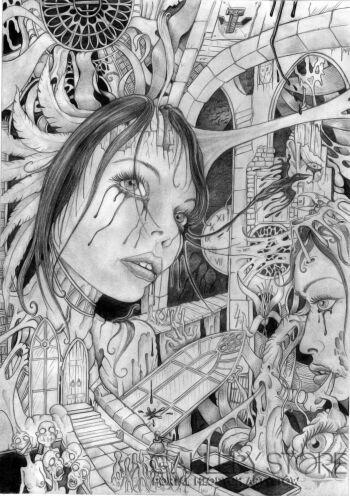 Wiktor Tabak-nadzieja-Rysunek