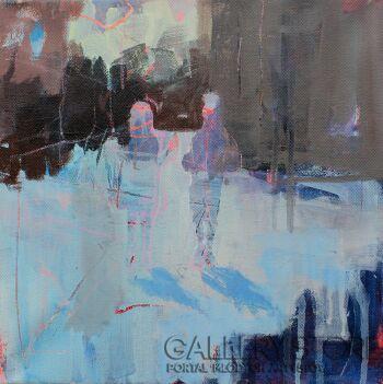 Wiktoria Balawender-bez tytułu-Olej